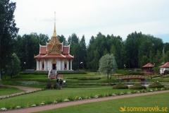 Thailändska paviljongen