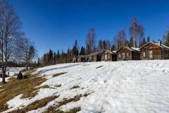 Östansjö Fäbodar 2016 Panorama