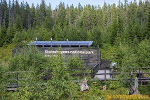 Skuleskogen Entre Väst